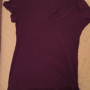 American Eagle Outfitters V neck t shirt